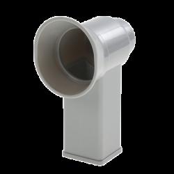 Корпус терок мясорубки Bosch, 753398, MFW67/68