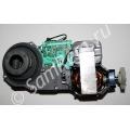 Двигатель мясорубки Bosch в сборе с корпусом, 654405, 495685