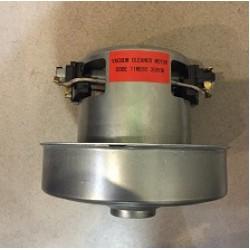 Двигатель пылесоса, универсальный, мощность 2000W, H=121mm, с кольцом, индивидуальная упаковка, 11ME85, аналог Samsung