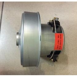 Двигатель пылесоса, универсальный, мощность 1600W, H=118mm, с кольцом, индивидуальная упаковка, 11ME87, аналог Samsung, DJ31-00067P