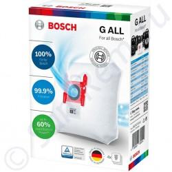 Пылесборник микроволокно одноразовый Bosch 17000940, 460440, 469748, 575860, 468383, 463511, 577318, 466095, 461747, 461883, 461353, 460714, 469873, тип G ALL, 1 комплект