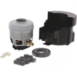 Двигатель пылесоса Bosch, Siemens, 654189, 1BA4418-6SK+A, 2200W