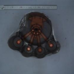 Корпус чаши циклона пылесоса Samsung, DJ97-01349A, SD94..