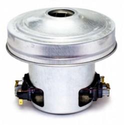 Двигатель пылесоса универсальный 2200W, H124mm, D=130, VAC024UN