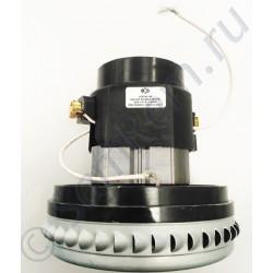 Двигатель пылесоса моющий 1400W H145mm h49 D=144, VCM-B-5-1400W