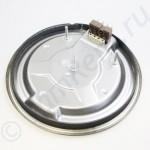 Электрическая конфорка плиты Beko, 2000W, D=180mm, 19.18484.002, 162200012 ОРИГИНАЛ