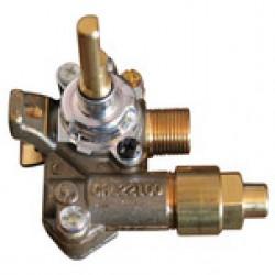 Газовый кран плиты Bosch, 613681, 425675