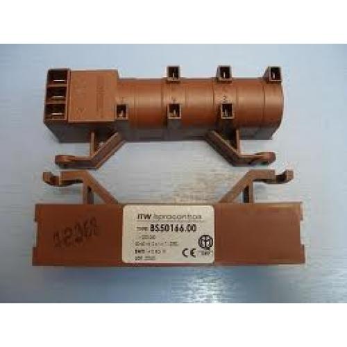 Блок электророзжига 6 контактов с заземлением 45671400 Магазин: Samren.ru (Санкт-Петербург) Источник: Прайс-лист, 04...