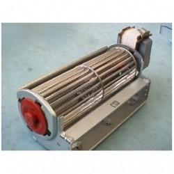 Вентилятор (охлаждающий) духового шкафа Indesit, в сборе, тангенциальный, C00089130