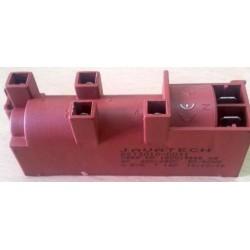 Блок электророзжига 4 свечи универсальный, WCA-4D, WAC-4A