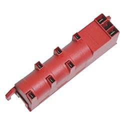 Блок электророзжига 6 свечей универсальный, WCA-6D, WAC-6A, C00031720, BF50066.50, 031720, 581004001, 581002000, WC013, без заземления