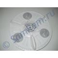 Пульсатор СМА LG, 5845EN1425U, AGZ73070601, пластиковый (активатор в сборе)