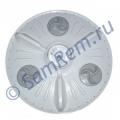Пульсатор СМА LG (5845EY1011B) пластиковый  (активатор в сборе) СНЯТ С ПОСТАВОК