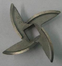 Нож мясорубки для российских / отечественных электрических и механических