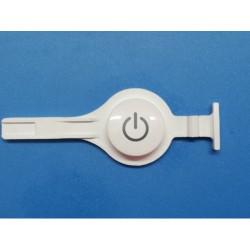 Кнопка включения стиральной машины Samsung, DC64-02389A, пластик