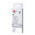 Таблетки для чистки от жира для кофемашин Bosch 310575, 311769, TCZ6001, упаковка 10 таблеток