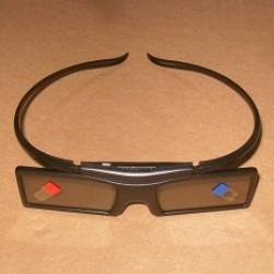 Очки 3-D для телевизора Samsung, SSG-4100GB, BN96-22901A, BN96-22902A