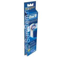 Насадка для электрической зубной щетки Braun ORAL-B (комплект)